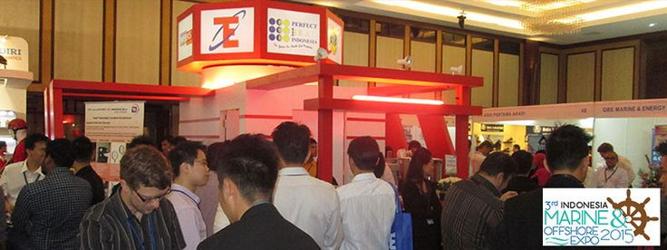 Indonesia Marine & Offshore Expo 2015 - International Maritime and Offshore Industrial Event #ExpoIndonesia