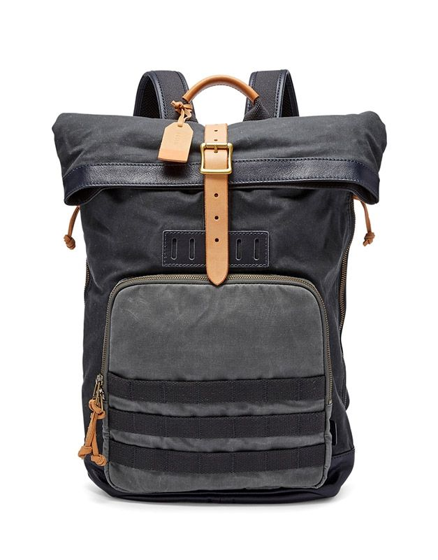 Fossil Defender Rolltop Backpack MBG9308470