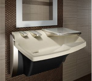 bradley bathroom. THE BRADLEY ADVOCATE ALL IN ONE TOUCHLESS HAND WASHING SYSTEM \u2013 The Current Advocate Model Features Bradley Bathroom I