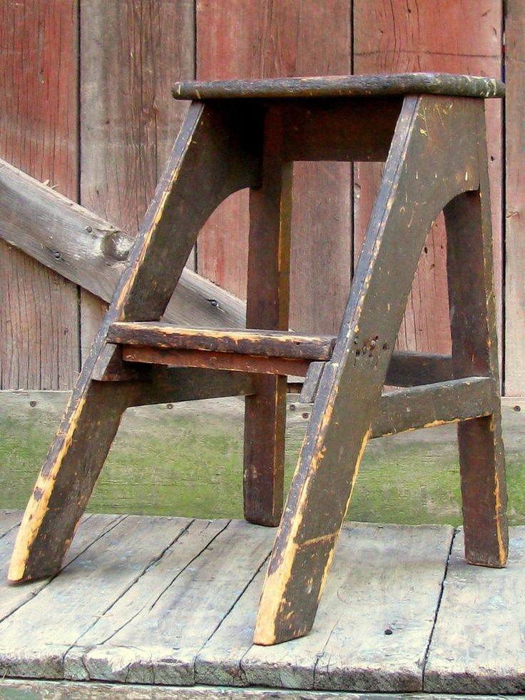 Antique Bed Stool: 1000+ Images About A STEP UP.........Bed Steps On