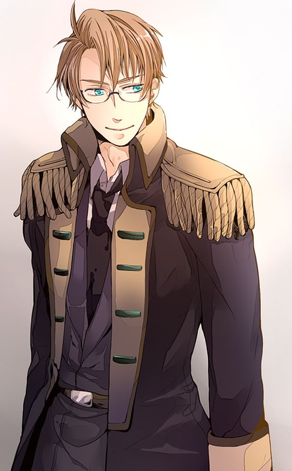 I really like this picture of Alfred, and the combination between the old and the new in what he's wearing. Art by Umayora
