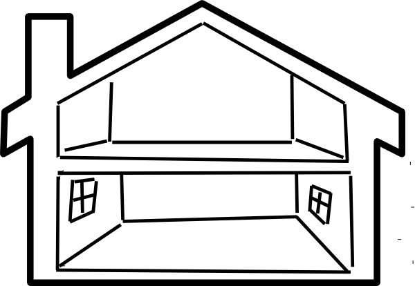 house outline - Google Search