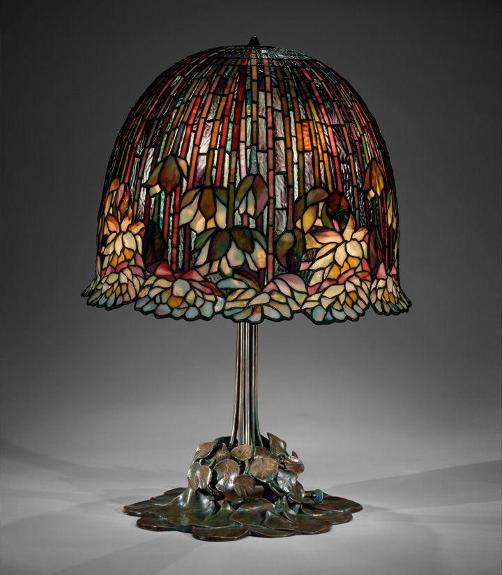 Gallé, Tiffany e o Art Nouveau.