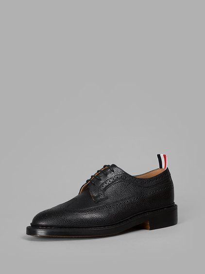 THOM BROWNE Thom Browne Men'S Brogues Shoes. #thombrowne #shoes #lace-ups