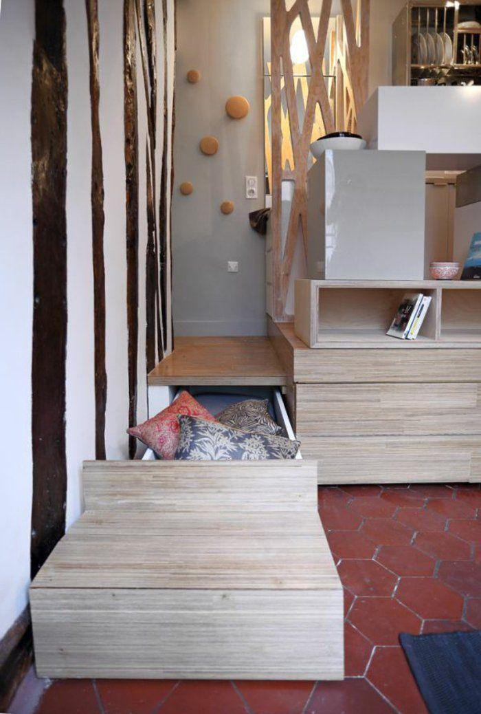 Rangement Astucieux Chambre