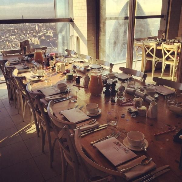 Private Dining Room at Duck & Waffle