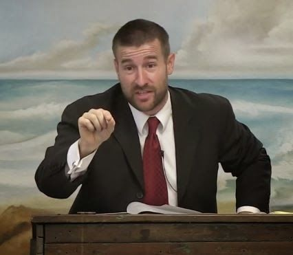 """...Baptist Preacher: France Attacked Because it """"is a sinful, wicked nation"""""""