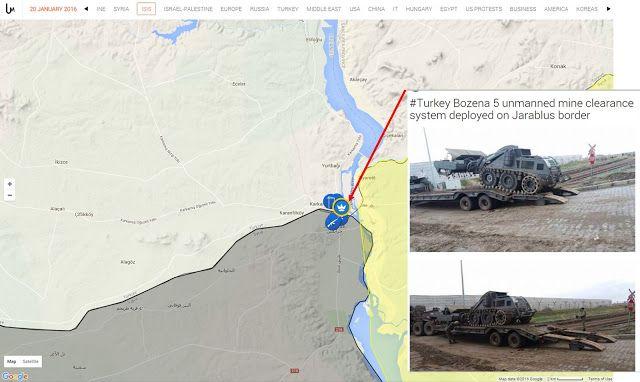 Τουρκική εισβολή στη Συρία! (Pic)