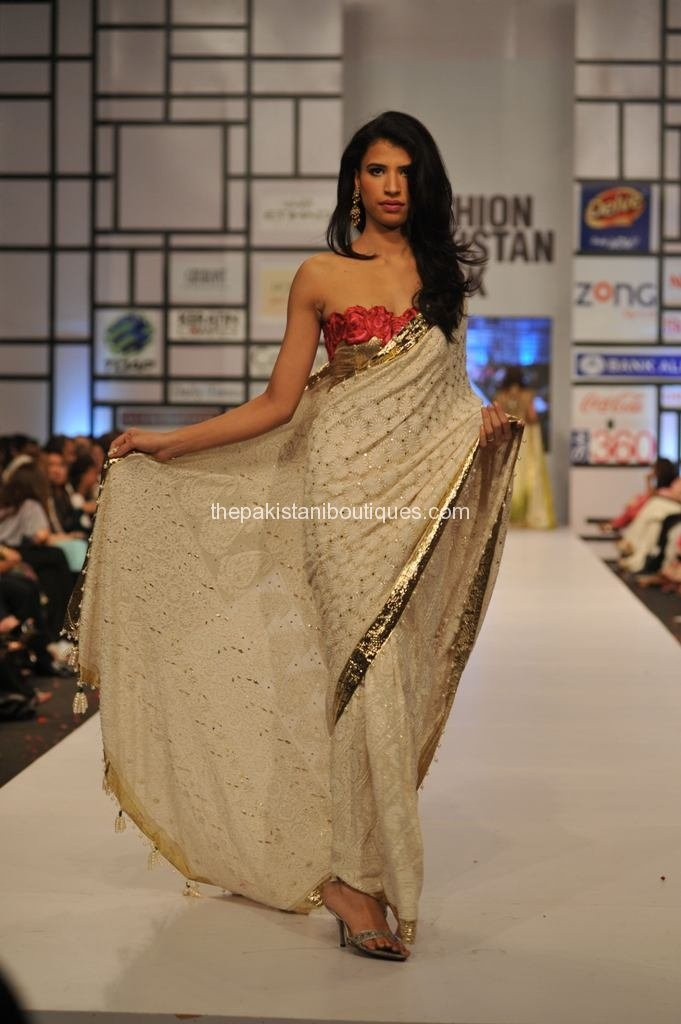 Honey Waqar Collection at Fashion Pakistan Week 2012 FPW3 Day 4