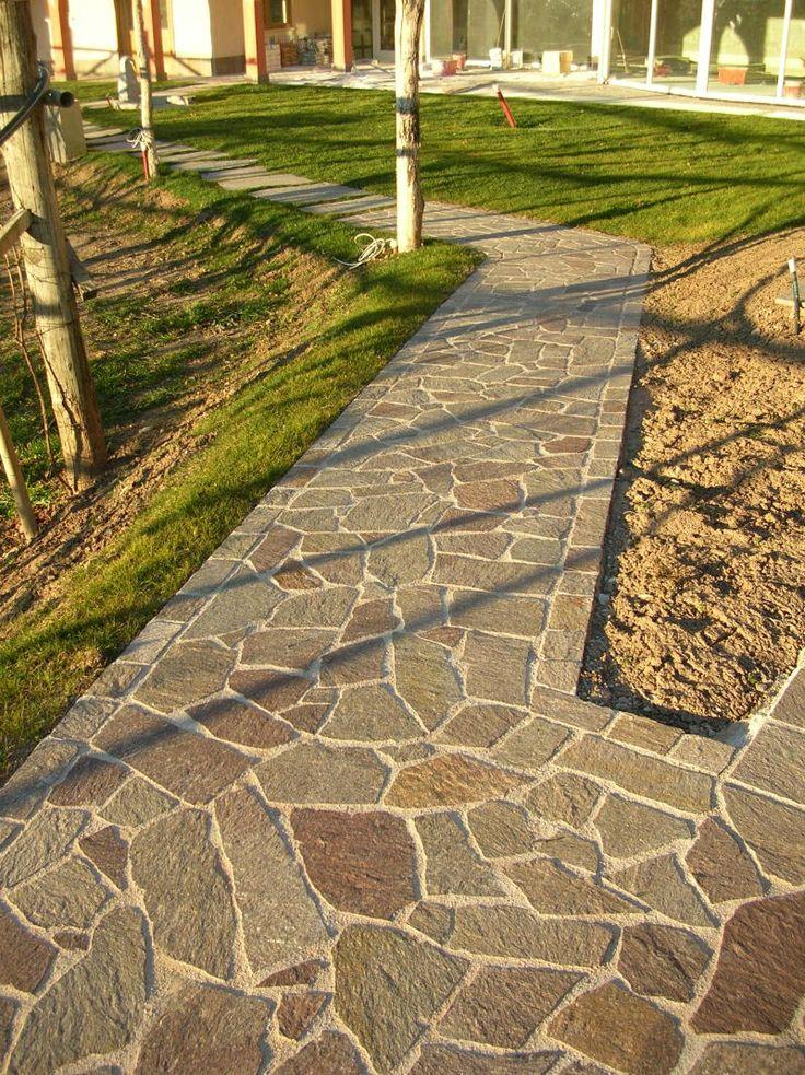 Porphyr - Naturstein Bruchplatten Standard   www.porphyr.at/ ...