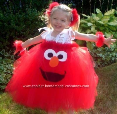 Elmo Costumes 1