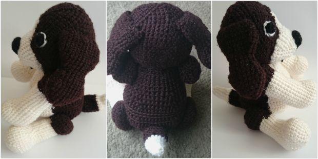 Tinkerbell Amigurumi Free Pattern : 17 beste afbeeldingen over Crochet Dogs op Pinterest ...