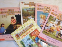 The Babysitter's Club | I read this whole series during the summer between 4th and 5th grade.  Started out reading one in 2 days and ended the summer reading one per day...  Man, I loved those books!