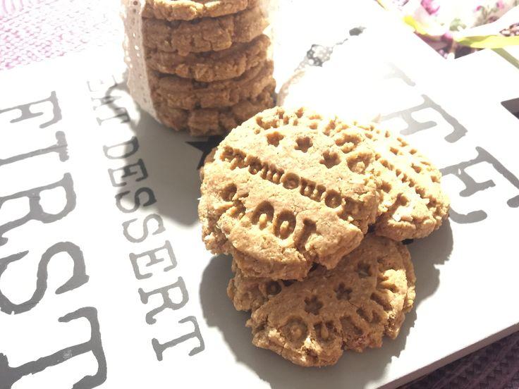 Domácí perníkové sušenky s vůní kokosu   fitcooking