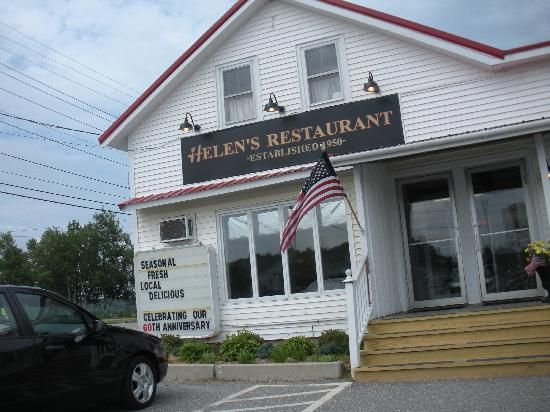 Helens For The Freshest and Greatest Maine Seafood in Machias Maine on Route One