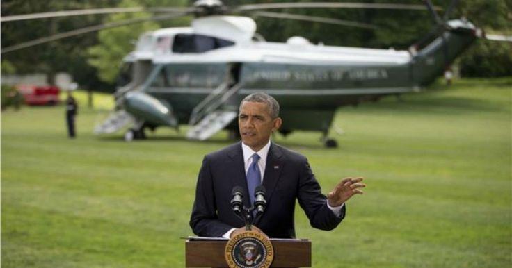 ΦΟΒΕΡΟ ΒΙΝΤΕΟ: Η αντίδραση του Ομπάμα όταν… ξέχασε να χαιρετίσει τον πεζοναύτη στο στρατιωτικό ελικόπτερο! Crazynews.gr