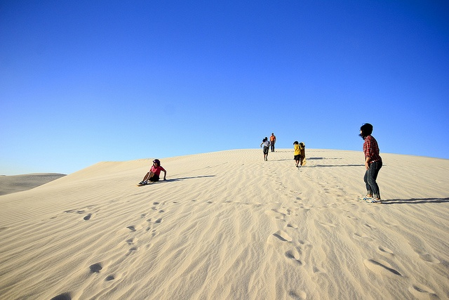 Sandboarding @ Lancelin by kevin2550, via Flickr