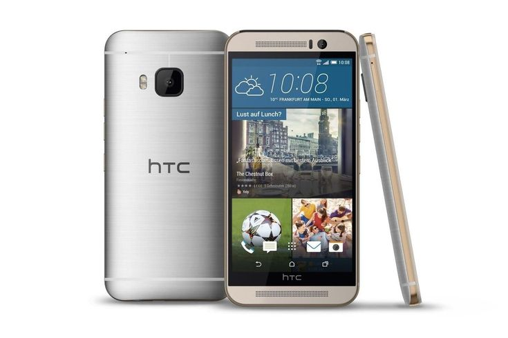 HTC One M9 pictures and specs apparently leak out