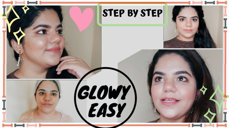 Glam No Foundation No Primer Tägliches Make-up Tutorial | Schöne –  #foundation #Glam #Makeup…
