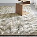 Clea Wool-Blend Rug