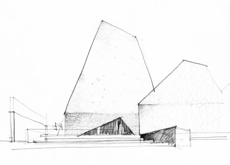 Line Drawings From D Models : Gallery of emerging practices in india abin design studio