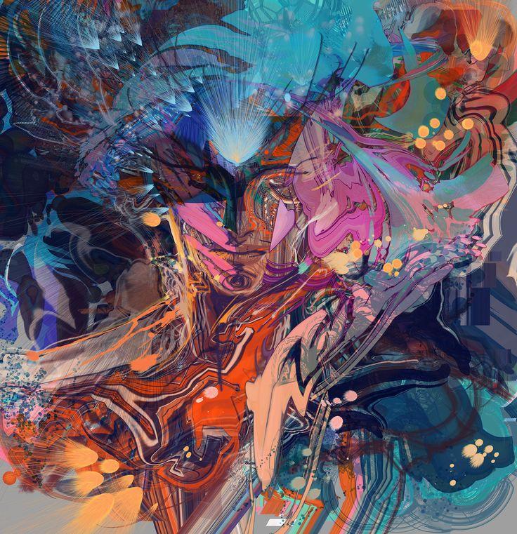 New Works • Android Jones