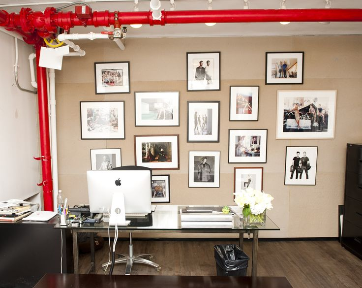 Fashion Offices With WWW: Shirley Cook, CEO and Co-Founder, Proenza Schouler.  New York