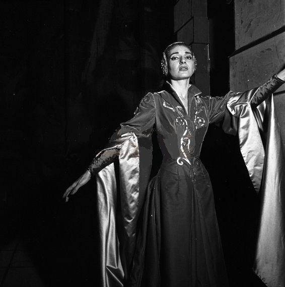 Maria Callas Il Pirata Milan 1958 Oper