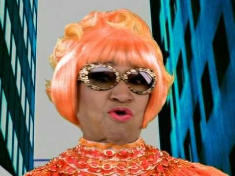 Music video by Celia Cruz performing La Negra Tiene Tumbao.  YouTube view counts pre-VEVO: 6,845 (C) 2002 Sony Music Entertainment Inc.