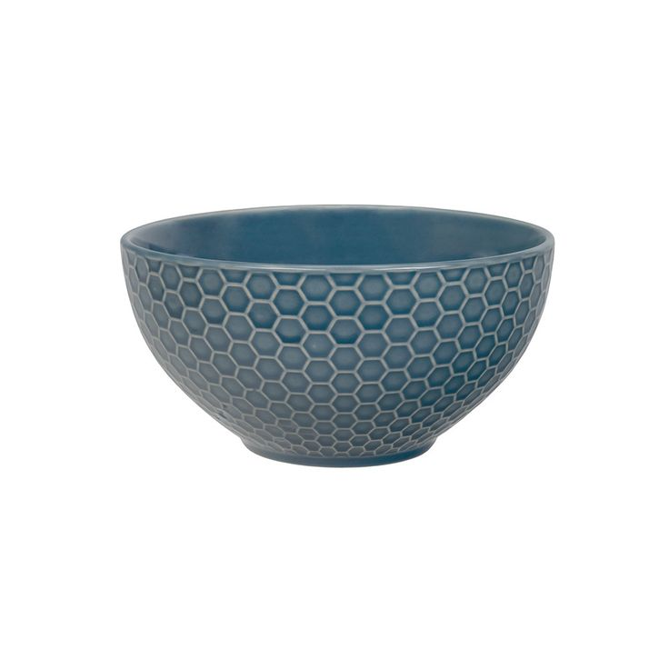 This Textured Honeycomb cereal bowl from Tokyo Design Studio is the perfect way to update your breakfast collection. Its outer surface is adorned with a beautiful, textured honeycomb design inspire...
