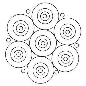 Image detail for -Mandalas infantiles para pintar - Dibujos para colorear - IMAGIXS