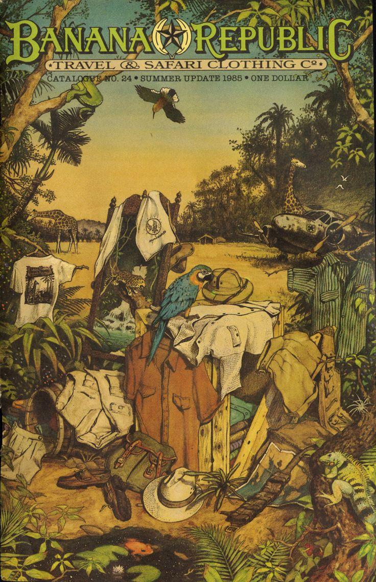 Catalogue No. 24, Summer Update 1985