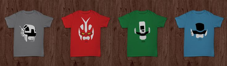 Cybercops Minimalist - T-Shirts Mockup
