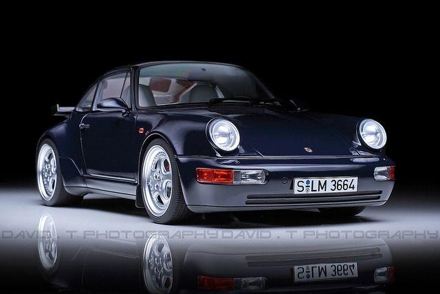 Porsche 911 (964) Turbo 3.6 - GT Spirit 1/12