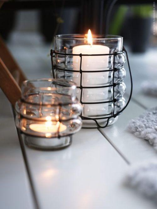 1000 ideas about ikea candle holder on pinterest ikea decor ikea home and ikea glass coffee - Candele decorative ikea ...