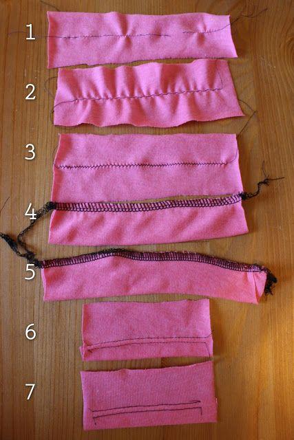 couture des tissus stretch: problèmes et solutions !