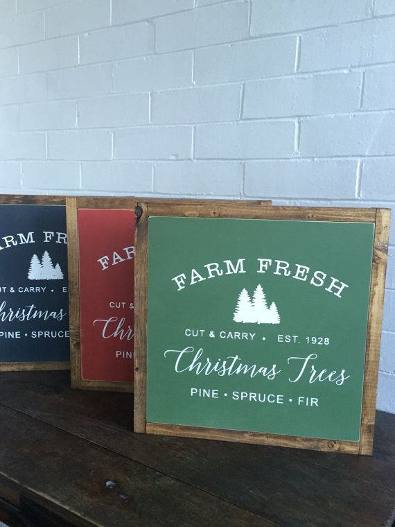 Hey, I found this really awesome Etsy listing at https://www.etsy.com/listing/476236249/farm-fresh-christmas-trees-cut-carry