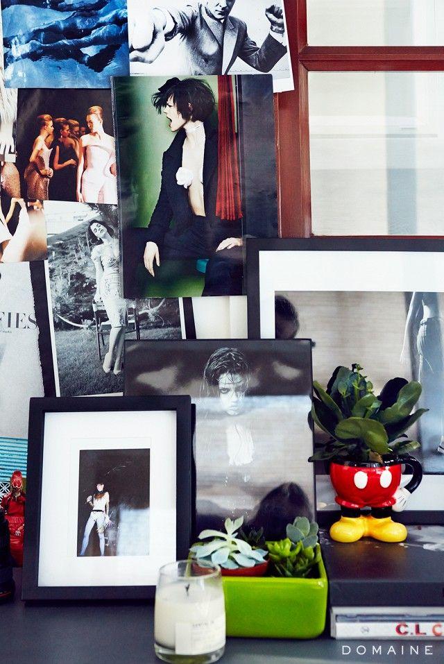 Decor & Accessory Styling |  Chiara Ferragni's Pop-Chic Los Angeles Home | MyDomaine
