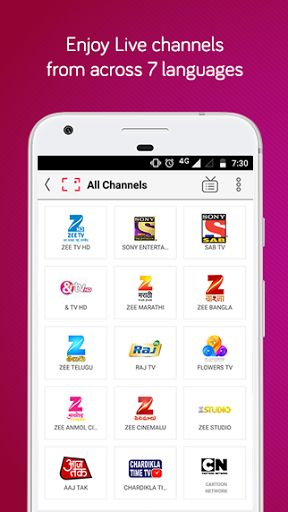 dittoTV: Live TV shows channel v4.0.20170518.1 [Subscribed]   dittoTV: Live TV shows channel v4.0.20170518.1 [Subscribed]Requirements:4.0Overview:Watch over 100 Indian LIVE TV channels and Catch Ups of shows anytime and from anywhere with the dittoTV app.  Stream your favourite TV serials live watch Live News and sports events online on 100 different channels on your favorite Android devices. Sign up for dittoTV and start enjoying Live TV immediately on your phone with 2 days FREE trial…