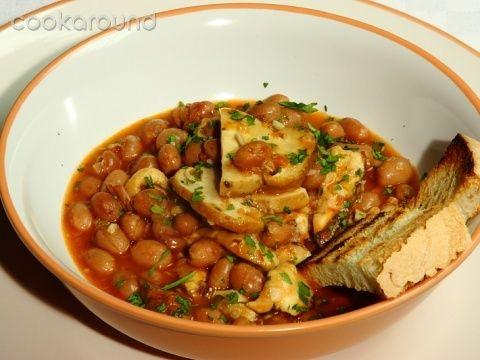 Zuppa di fagioli e porcini: Ricette di Cookaround | Cookaround
