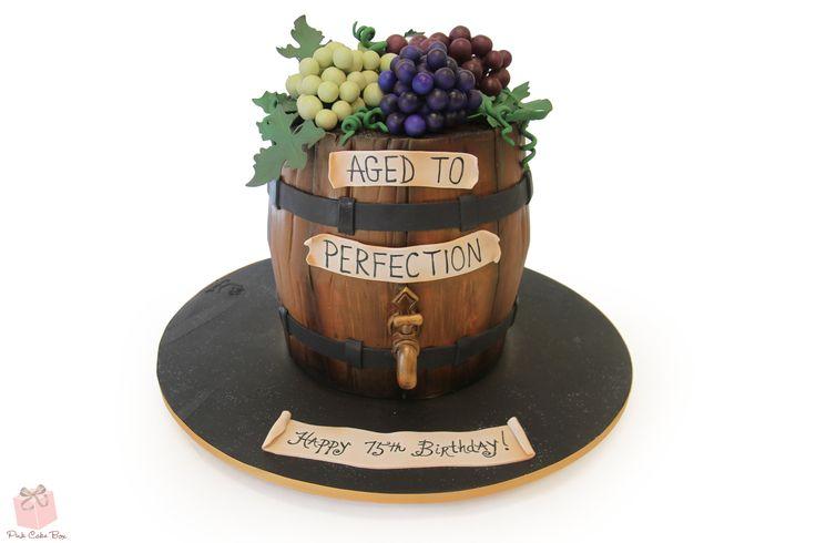 Best 25 Wine Theme Cakes Ideas On Pinterest Wine