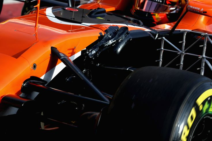 McLaren's F1 team will 3D print parts trackside