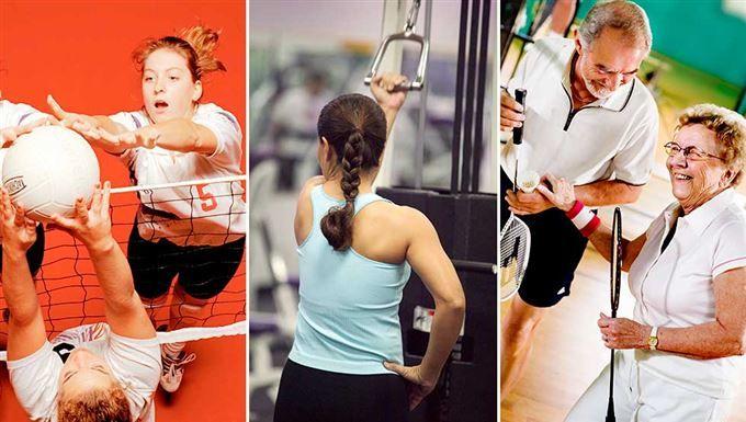Så tränar du bäst för din ålder