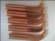 PARENTNashik - Spot welding shank,holder,gun arm for spot welding gun,robotic welding & portable welder. Available in RWMA class-2 & class-3 copper alloy.
