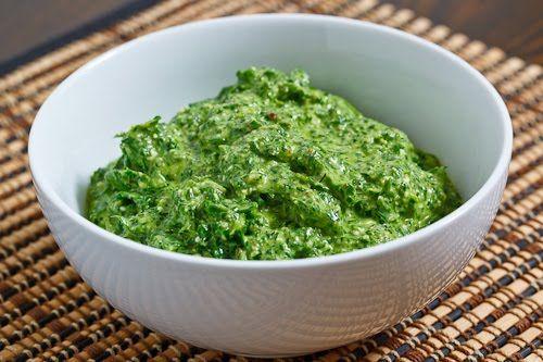 Spinich pesto : Pesto Aka, Food, Healthy Dinner Recipes, Spanakopita Pesto, Aka Spanakopita, Pesto Recipe, Spinach Pesto, Dips