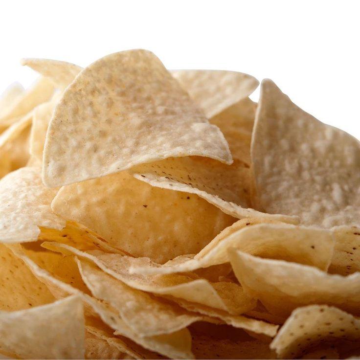 Snyder's of Hanover White Triangular Corn Chips 1 lb. Bags 6 / Case
