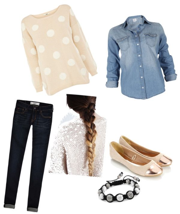 """""""the school outfit"""" by elovesace ❤ liked on Polyvore"""