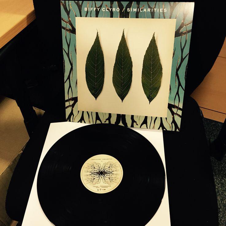 Biffy Clyro - Similarities - Vinyl