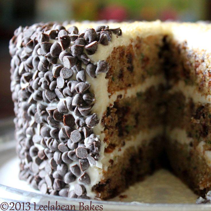 Cake, Zuchinni Cake, Chips Zucchini, Chocolate Cakes, Cake Inside