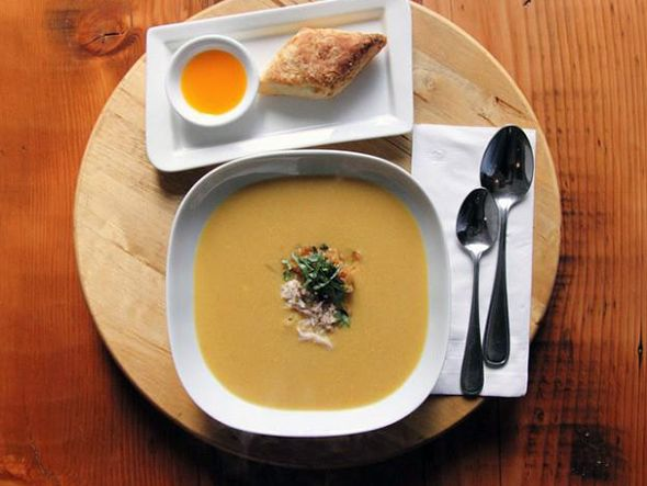 The best soup in Toronto can fill tummies, warm souls and cure colds all at once (or so says folklore). Easily added as a side to a simple lunch, many of these piping hot examples are nourishing and hearty enough to be considered a meal in their own right. Rich...
